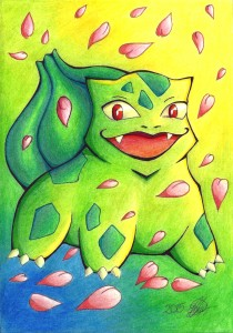 Bulbasaur by Insha