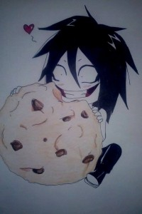 Jeff the Killer by Olinek
