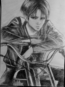 levi by cherry
