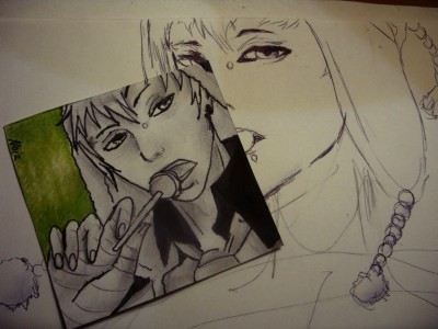 Noiz and chyba Noiz WIP by Mars