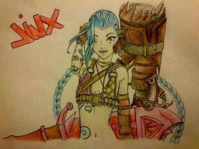 Jinx by Animka