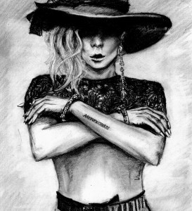 lady gaga by cherry