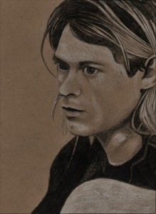Kurt Cobain by daguska93