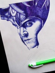 Loki by BlackArt
