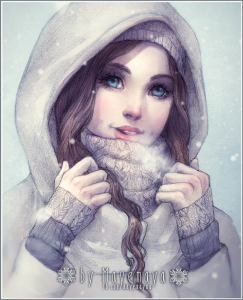 Winter by Mayemaya