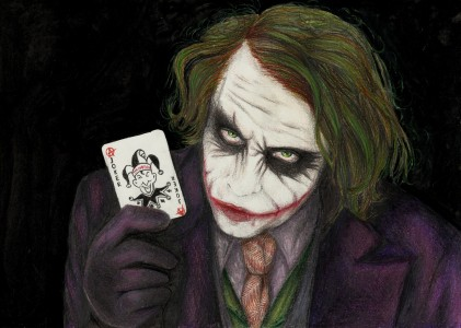 Why so serious by Natoku
