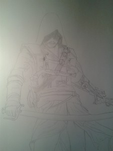 Edward Kenway by Darksider