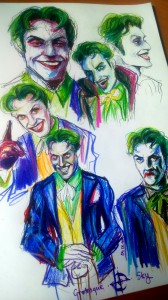 Joker by GrotesqueSky
