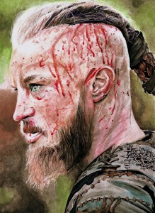 KING RAGNAR by ANIELELE