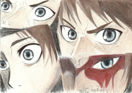 Eren s eyes by kolia29