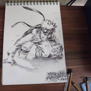 Naruto by mona13