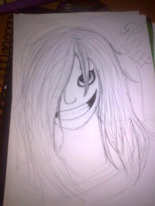 Jeff The Killer (wip) by LokiL