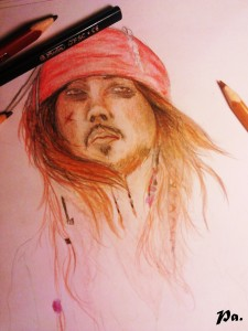 Jack Sparrow by Mars