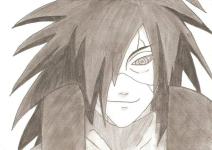 Madara Smile by Raven