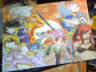 Fairy Tail by Shinko