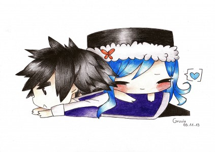 Gruvia by Shinko