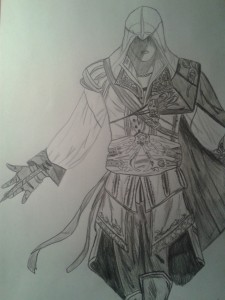 Ezio by Darksider