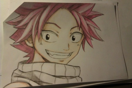 Dragneel Smile by BK201