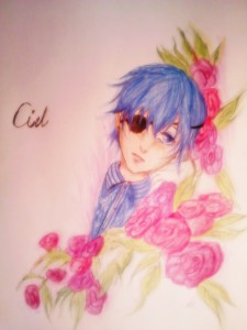 #2- Ciel Phantomhive by Mars