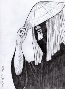 Itachi Uchiha by cherry