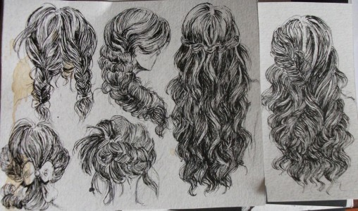 Hairstyles by mona13
