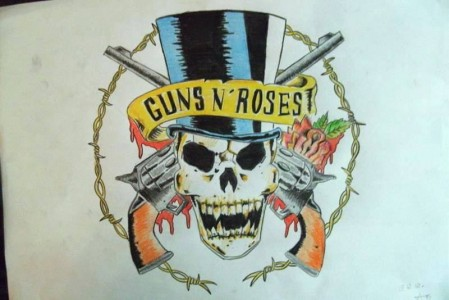 guns n roses! by anixa