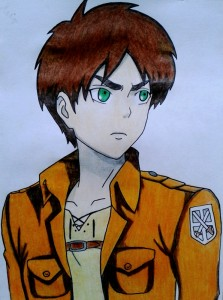 Eren by Madie