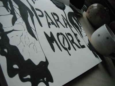 PARAMORE, LOGO by shinigami99