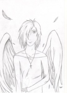 My Guardian Angel by NadiA