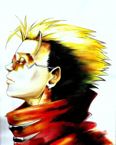 Vash the Stampede - Trigun by Madlen