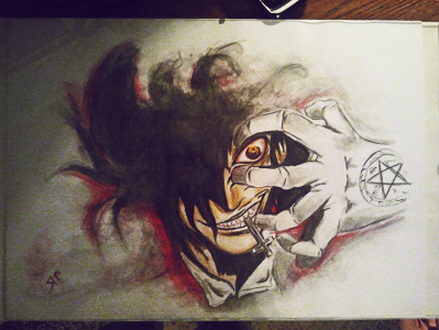Alucard by Aches